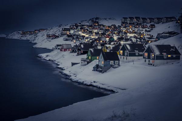 """Nếu bạn cần """"bỏ trốn"""" để đến một nơi đẹp như truyện cổ tích, Myggedalen (Greenland) chính là một gợi ý vô cùng tuyệt vời."""