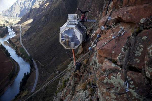 30 khách sạn kỳ quái nhất thế giới, du khách ưa cảm giác lạ không nên bỏ lỡ