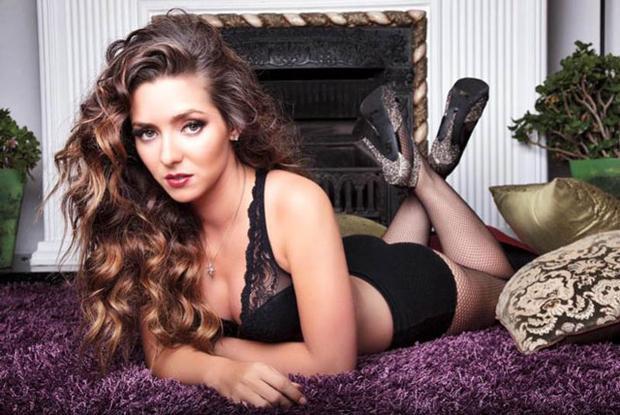 Nữ diễn viên Ariadne Diaz người Mexico