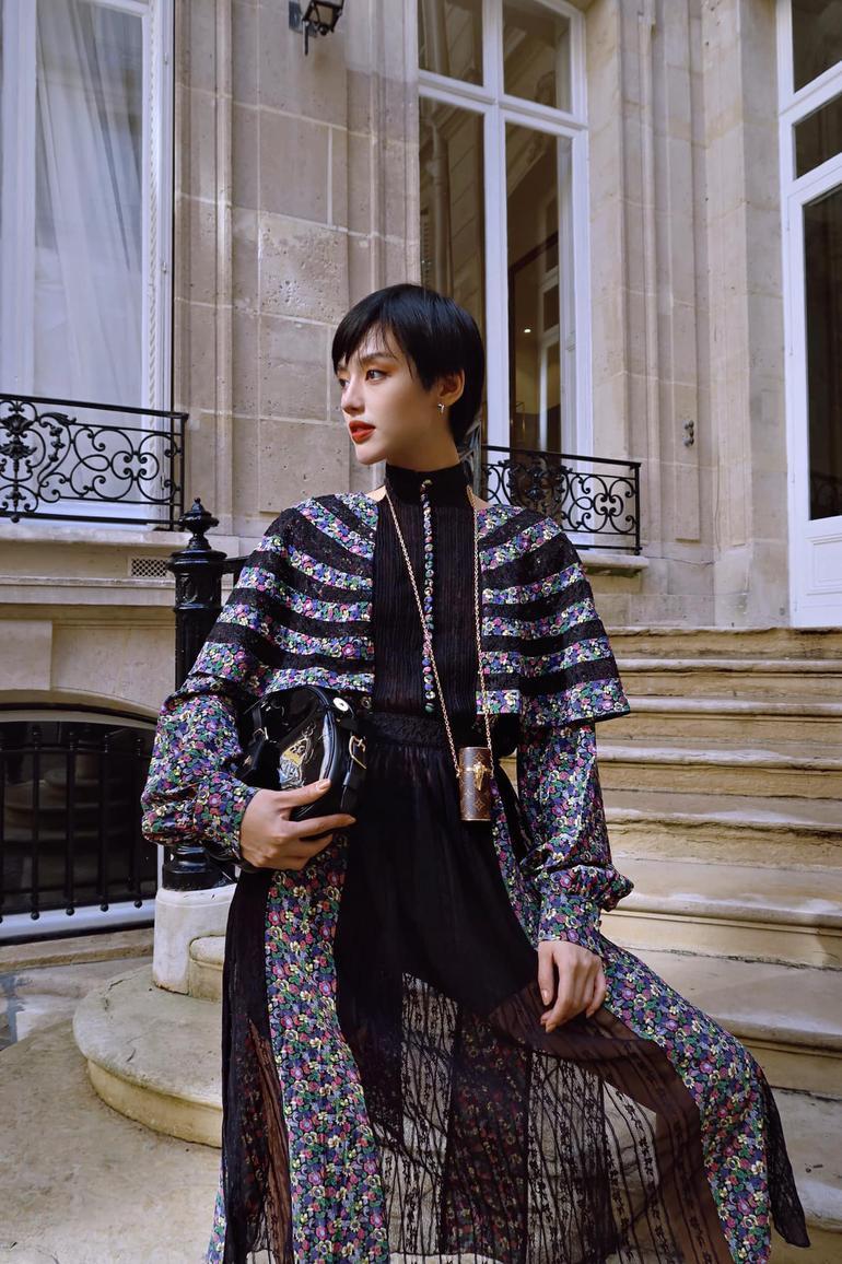 """""""Cô em Trendy"""" Khánh Linh: Không ngại thay đổi để trở thành một bản thể riêng biệt đầy cá tính Ảnh 3"""