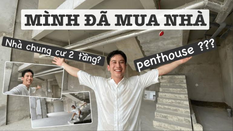Ai làm lại hội bạn thân nhà Giang Ơi, Dino Vũ và Khánh Linh: đã rủ nhau tậu penhouse lại còn là hàng xóm Ảnh 3