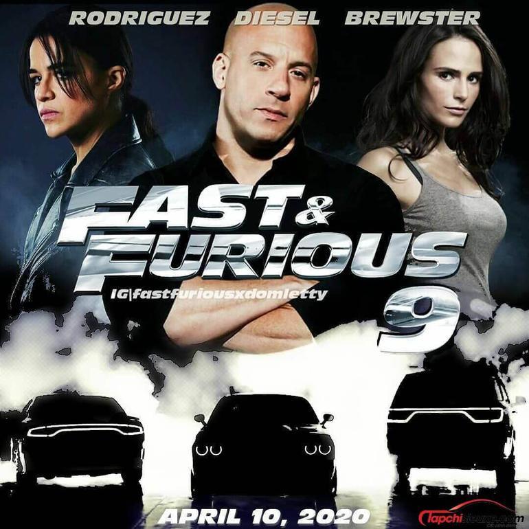 """Bom tấn Fast & Furious 9 sẽ """"càn quét"""" rạp chiếu Việt Nam vào cuối tháng 5 này? Ảnh 2"""