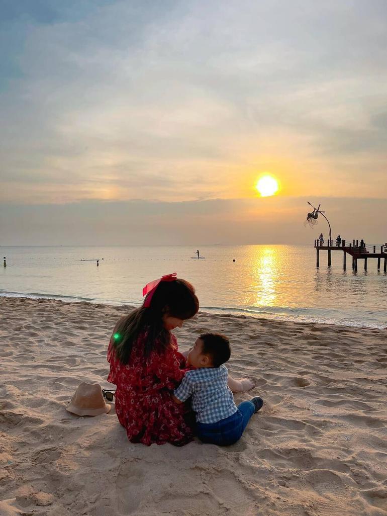 Hòa Minzy chia sẻ bí quyết nuôi dạy con, tưởng cầu kỳ nhưng hóa ra lại rất đơn giản Ảnh 7