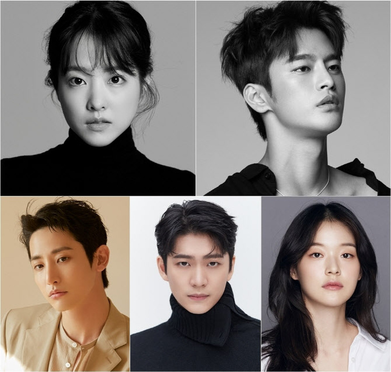 Park Bo Young trở thành biên tập viên ngọt ngào trong bộ phim 'Doom At Your Service' Ảnh 2