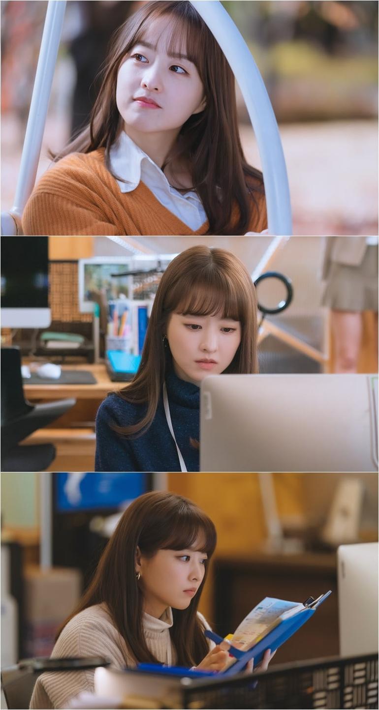 Park Bo Young trở thành biên tập viên ngọt ngào trong bộ phim 'Doom At Your Service' Ảnh 3